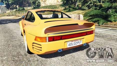 Porsche 959 1987 for GTA 5