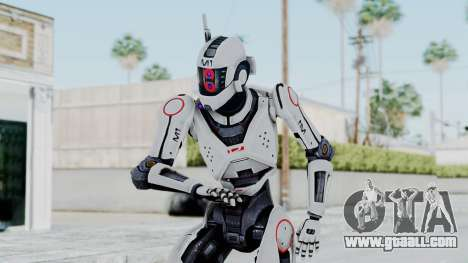 Mass Effect 2 Loki for GTA San Andreas