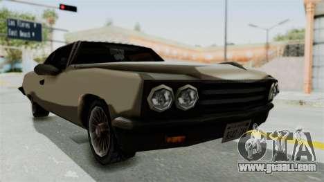 Lobo Custom for GTA San Andreas right view