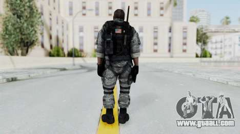 Battery Online Soldier 4 v2 for GTA San Andreas third screenshot