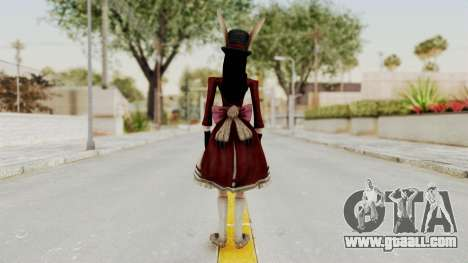 Alice LBL Madness Returns for GTA San Andreas third screenshot
