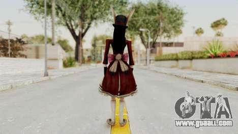 Alice LBL Madness Returns for GTA San Andreas third screenshot