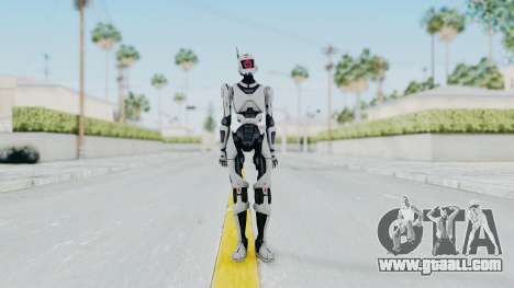 Mass Effect 2 Loki for GTA San Andreas second screenshot