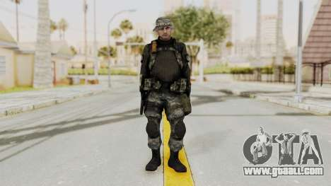 Battery Online Soldier 3 v3 for GTA San Andreas second screenshot