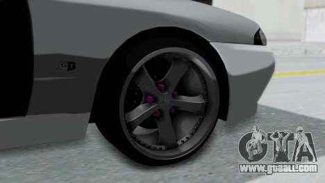 Nissan Skyline R32 Drift (H.A.R) for GTA San Andreas back left view