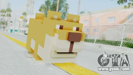 Crossy Road - Doge for GTA San Andreas