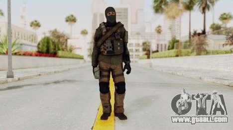 CoD AW KVA LMG for GTA San Andreas second screenshot