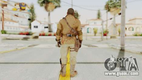 Black Ops 3 - Tank Dempsey for GTA San Andreas third screenshot