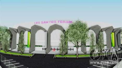 Stadium LS v2 HD for GTA San Andreas