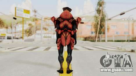 Mass Effect 3 Javik for GTA San Andreas third screenshot