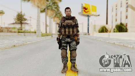 Battery Online Soldier 1 v3 for GTA San Andreas second screenshot