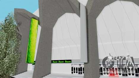 Stadium LS v2 HD for GTA San Andreas second screenshot