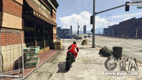 GTA 5 Low Life Crime 1.1b fourth screenshot