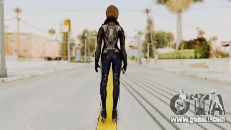 Ana from Metro Conflict for GTA San Andreas third screenshot