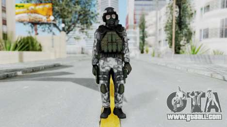 Black Mesa - HECU Marine Medic v2 for GTA San Andreas second screenshot