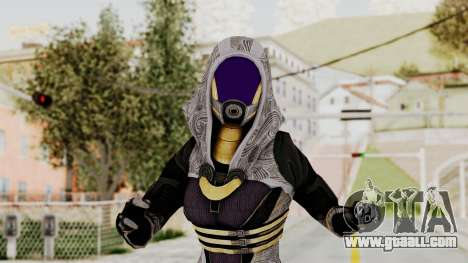 Mass Effect 3 Tali Zorah nar Rayya for GTA San Andreas