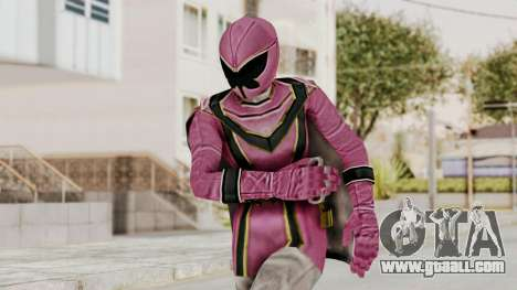 Power Rangers Mystic Force - Pink for GTA San Andreas