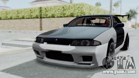Nissan Skyline R32 Drift (H.A.R) for GTA San Andreas