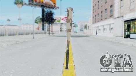 Nail Baseball Bat v6 for GTA San Andreas second screenshot