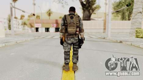 Battery Online Soldier 1 v3 for GTA San Andreas third screenshot