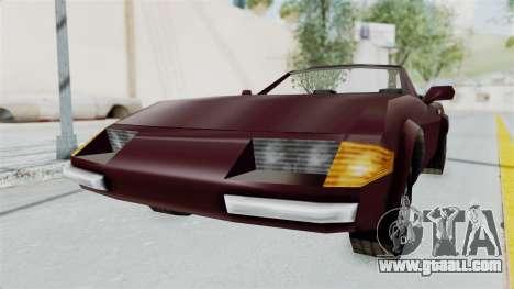 GTA VC Stinger for GTA San Andreas