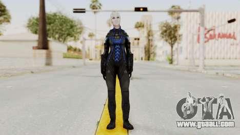Mass Effect 3 Liara DLC Alt Costume for GTA San Andreas second screenshot