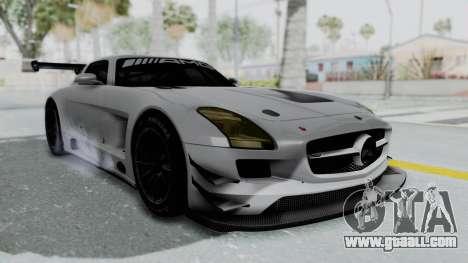 Mercedes-Benz SLS AMG GT3 PJ7 for GTA San Andreas