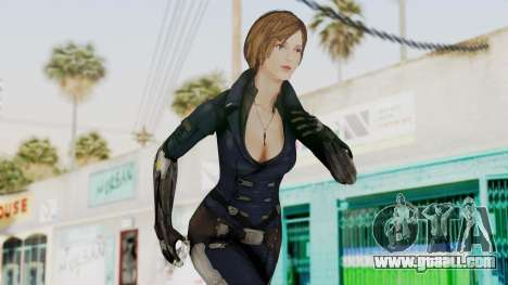 Ana from Metro Conflict for GTA San Andreas