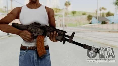 Black Ops 3 - KN-44 for GTA San Andreas third screenshot