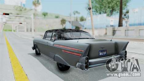 GTA 5 Declasse Tornado Hifi and Hydro IVF for GTA San Andreas left view