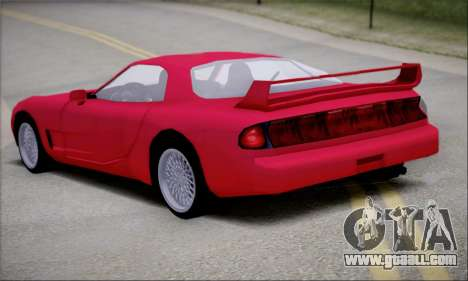 ZR - 350 for GTA San Andreas