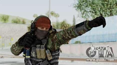 CoD AW KVA Assault for GTA San Andreas