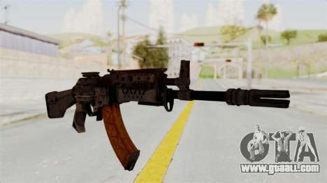 Black Ops 3 - KN-44 for GTA San Andreas