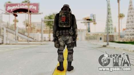 Battery Online Soldier 3 v3 for GTA San Andreas third screenshot