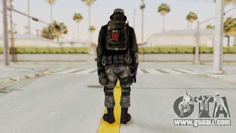 Battery Online Soldier 3 v1 for GTA San Andreas third screenshot