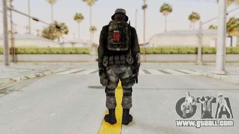 Battery Online Soldier 3 v1 for GTA San Andreas third screenshot