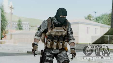 Battery Online Soldier 5 v3 for GTA San Andreas