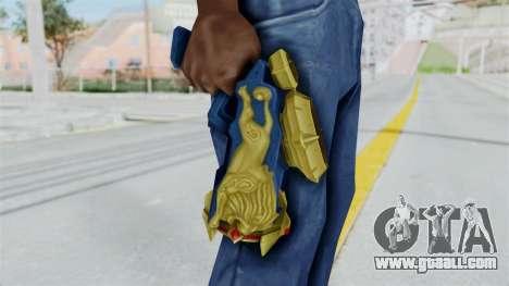 Hyper Magnum for GTA San Andreas third screenshot