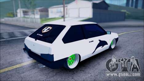 VAZ 2108 Lambo for GTA San Andreas left view