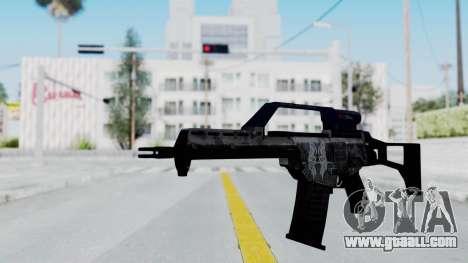 G36E Valkyrie Paintjob for GTA San Andreas second screenshot