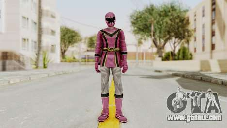 Power Rangers Mystic Force - Pink for GTA San Andreas second screenshot