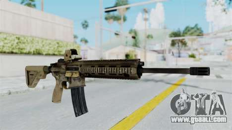 HK416A5 Assault Rifle for GTA San Andreas