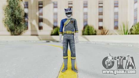 Power Rangers Wild Force - Wolf for GTA San Andreas second screenshot