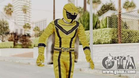 Power Rangers Mystic Force - Yellow for GTA San Andreas