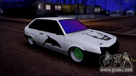 VAZ 2108 Lambo for GTA San Andreas
