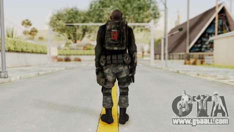 Battery Online Soldier 3 v2 for GTA San Andreas third screenshot