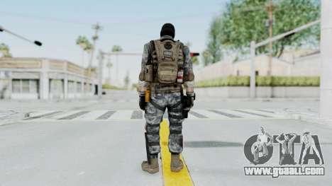 Battery Online Soldier 5 v3 for GTA San Andreas third screenshot