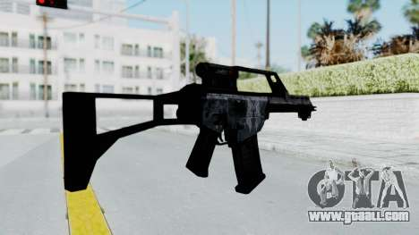 G36E Valkyrie Paintjob for GTA San Andreas third screenshot