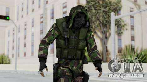 Hodeed SAS 4 for GTA San Andreas