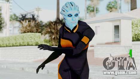 Mass Effect 1 Rana Thanoptis for GTA San Andreas